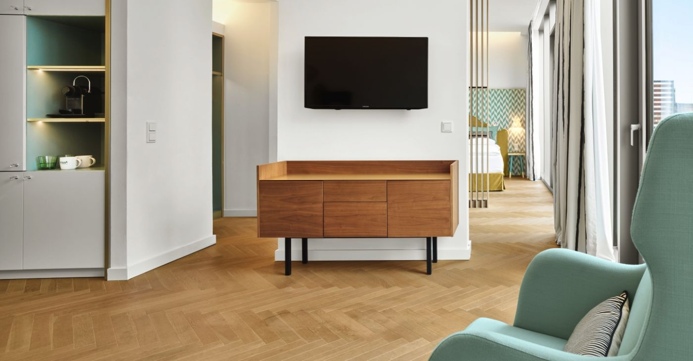 Maxx by Steigenberger Vienna in Wien Business Suite